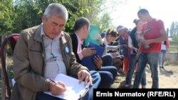 Парламентарните избори во Киргистан