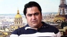 روحالله زم در عراق بازداشت شد