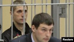 Vladislav Kovalyov, njëri nga të ekzekutuarit, prapa grilave...