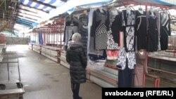 На «Цэнтральным» гарадзенскім рынку