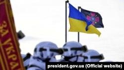 Бойцы Сил специальных операций (ССО) ВСУ на полигоне в Житомирской области, 17 января 2019 года