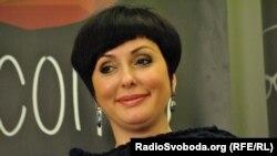 Супруга премьер-министра Украины Арсения Яценюка Терезия.