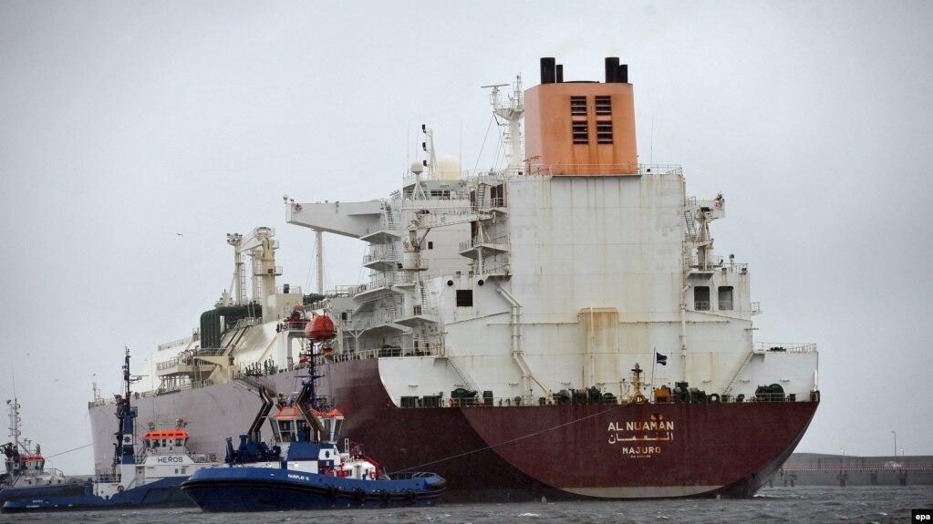 В Польше часть российского газа заменят на американский