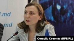 Moldova - Daniela Morari, moldovan diplomat, Chisinau