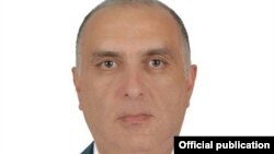 Armenia - Gagik Mkrtchian, a police officer killed after a July 17 armed attack on a police station in Yerevan.