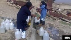 Iran facing a serious water crisis