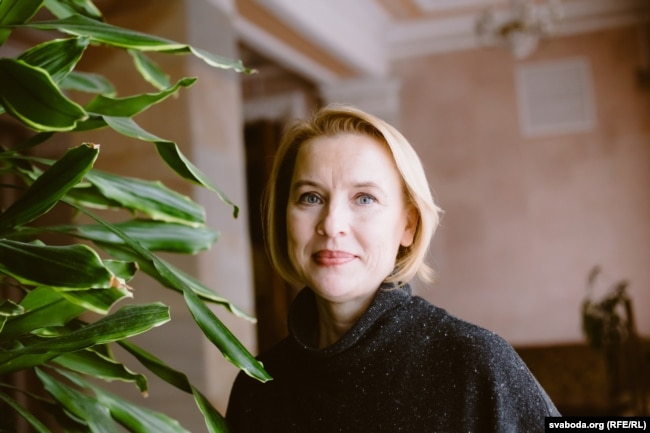Ірына Кісялёва, дырэктарка інклюзіў-тэатра «і»