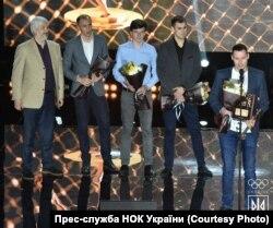 Чоловіча збірна України з фехтування на шпагах