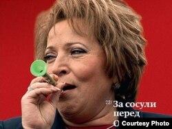 Валентина Матвиенко навсегда вписала свое имя в историю Санкт-Петербурга