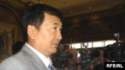 Дуйсенбай Турганов, вице-министр индустрии и новых технологий Казахстана.