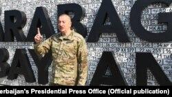 Prezident İ.Əliyev Hərbi Qənimətlər Parkının açılışında