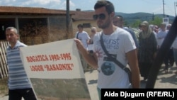 Obilježavanje 20. godišnjice stradanja Bošnjaka u Rogatici