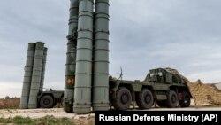 Ruski obrambeni sustav S-400