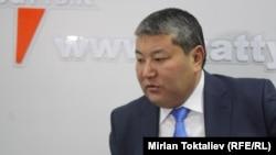 Ўш шаҳрининг собиқ мэри Мэлис Мирзақматов.