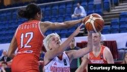 Жіночий баскетбол, ілюстративне фото
