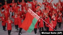 Belarusun olimpiya komandası