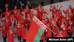 Белорусские спортсмены на Олимпиаде в Корее