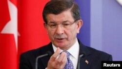 Туркия кучлари Аҳмад Довудўғли