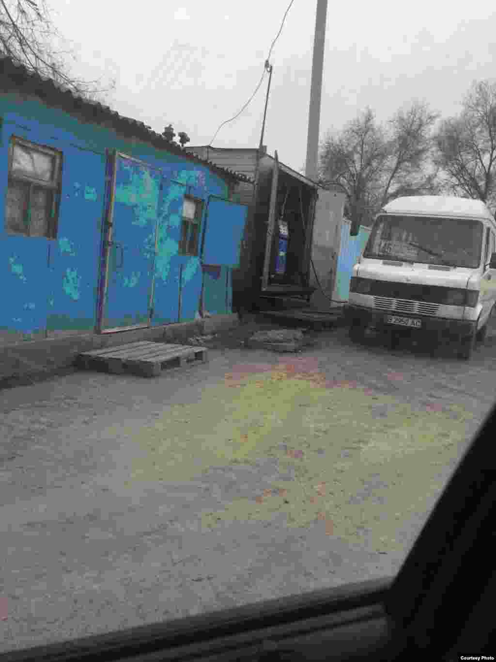 Illegal oil is being sold, Kyrgyzstan