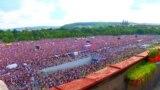 Najveći protesti nakon rušenja komunizma