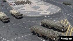 Ermənistan Rusiyadan dağıdıcı İskander raketləri alıb