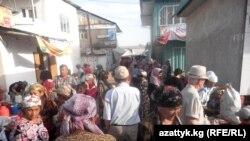 Оштун борбордук базары