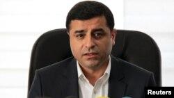 Селахаттин Демирташ, Түркия президенттігіне кандидат.