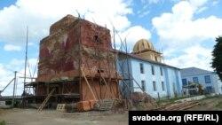 Падрыхтоўка да «Дажынак» у Мсьціславе