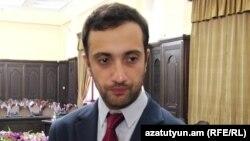 Координатор общественной организации «Объединение информированных граждан» Даниэл Иоаннисян (архив)