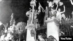 Protesti studenata u Atini 1973. godine