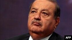 Мексиканский бизнесмен и богатейший человек мира Карлос Слим.