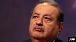 Mexican businessman Carlos Slim Helu is the world's richest man.