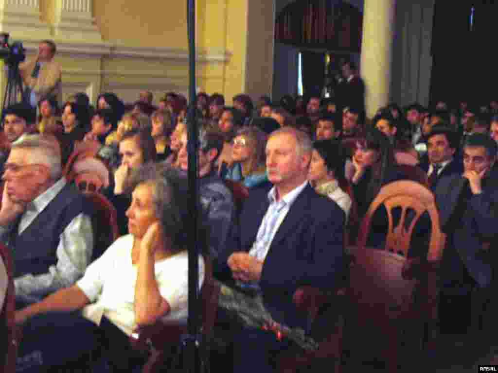 2008 год, концерт Т.Шахиди в Москве
