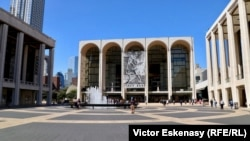 Metropolitan Opera, Lincoln Center, New York