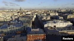 Pamje e një pjese të Moskës