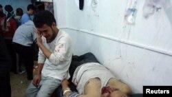 Хомс. Сирия. Фото из архива.
