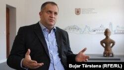 Kryetari i Prishtinës, Shpend Ahmeti.