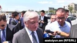 Հայաստանի և Ադրբեջանի ԱԳ նախարարները կհանդիպեն սեպտեմբերի երկրորդ կեսին Նյու Յորքում
