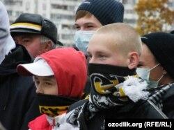 """""""Русский марш"""". Москва, 4 ноября 2011 года."""