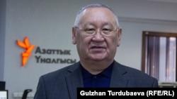 Каныбек Осмоналиев.