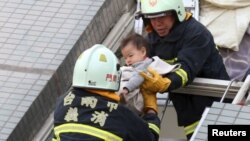 Спасенный ребенок
