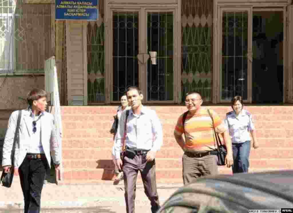 Казахстан: 23-27 августа 2010 года. #21