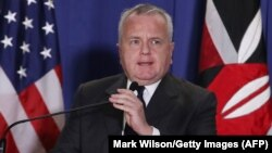 U.S. Deputy Secretary of State John Sullivan (file photo)