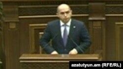 Министр образования и науки Армен Ашотян