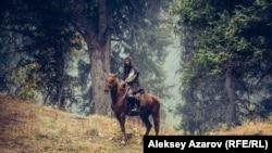 Кадр фильма «Жат» режиссера Ермека Турсунова из Казахстана.