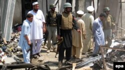 Tehsil Salarzai, 26 korrik 2012.