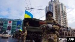 Охрана Одессы во время антитеррористической операции 5 января 2015 года