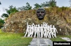 Памятник Владимиру Ленину в Гаване