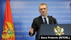 Igor Lukšić, crnogorski ministar vanjskih poslova