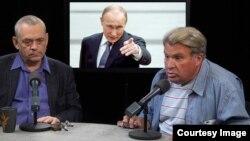 Игорь Яковенко и Александр Рыклин